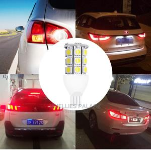 T10 T20 Wedge 27-5050 SMD LED Light Bulb Lamp | Vehicle Parts & Accessories for sale in Greater Accra, Achimota