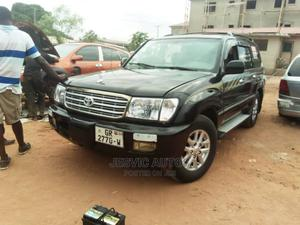 Toyota Land Cruiser 2008 3.0 D-4d C Black | Cars for sale in Greater Accra, Ga South Municipal