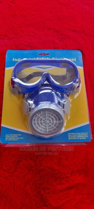 Gas Mask and Goggles Set/Respirator/Mask/Goggles   Safetywear & Equipment for sale in Greater Accra, East Legon