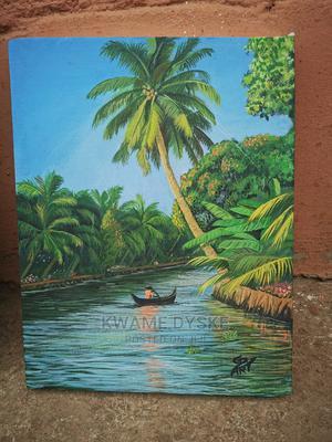 River Stroll Scene   Arts & Crafts for sale in Greater Accra, Darkuman