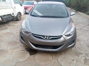 Hyundai Elantra 2013 Gray   Cars for sale in Greater Accra, Tema Metropolitan