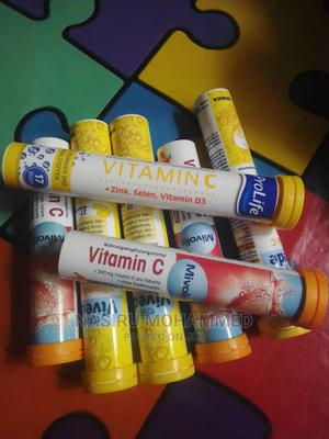 Vitamin C and Zinc Tablets | Vitamins & Supplements for sale in Greater Accra, Ashaiman Municipal