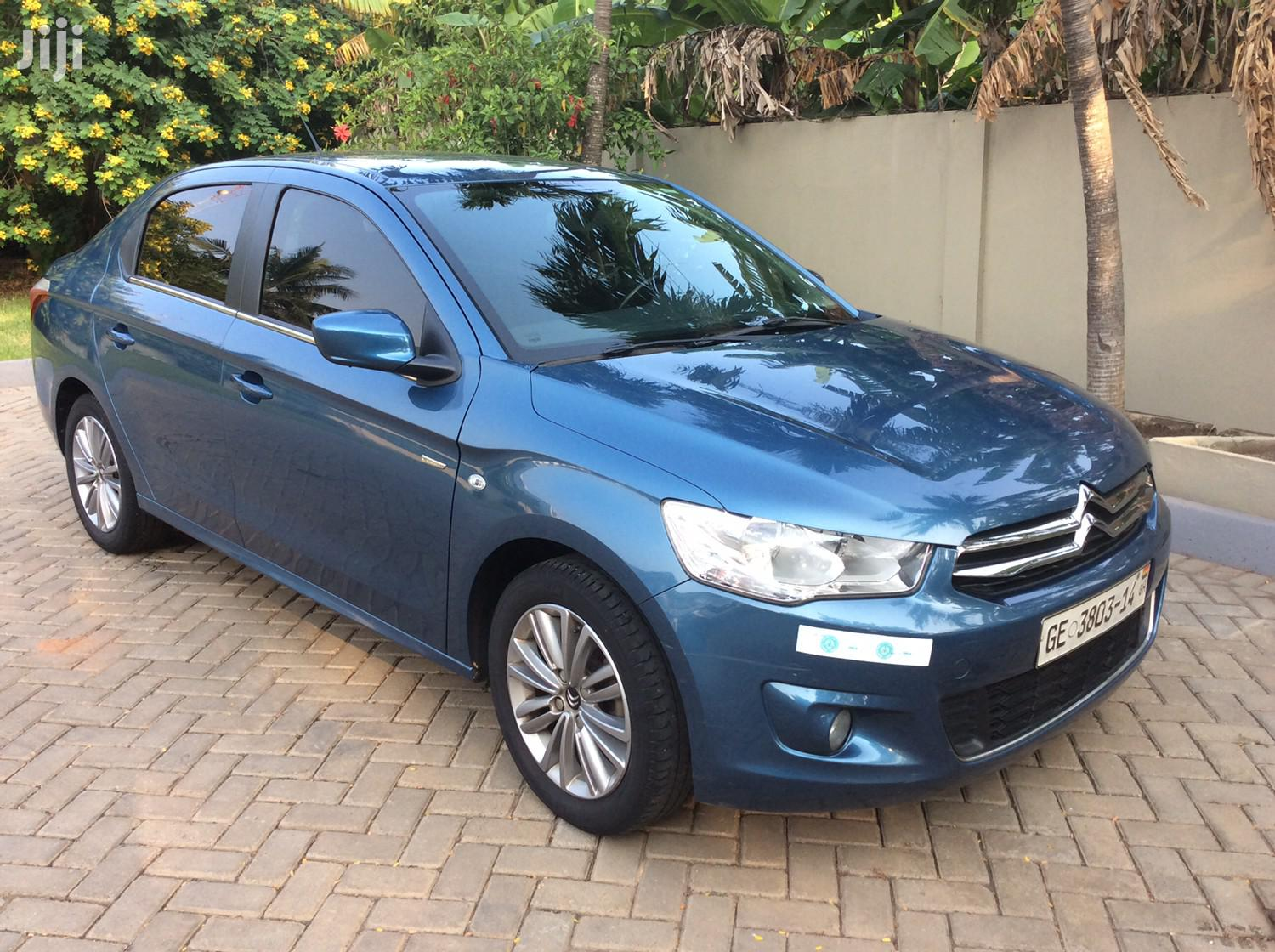 Citroen C 2014 Blue | Cars for sale in Airport Residential Area, Greater Accra, Ghana
