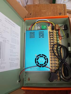 40A Power Supply for CCTV   Accessories & Supplies for Electronics for sale in Greater Accra, Abossey Okai