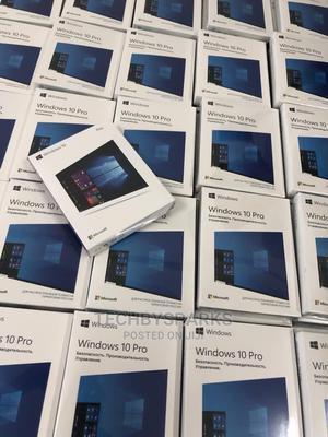 Microsoft Windows 10 Pro DVD Box License | Software for sale in Greater Accra, Labadi