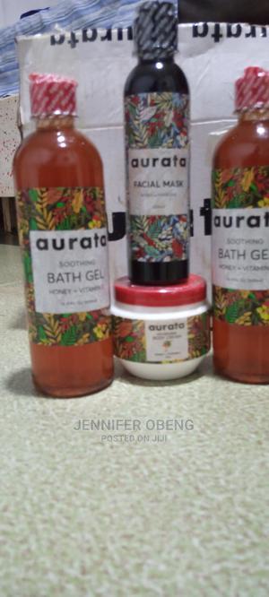 Aurata Shower Gel, Cream and Facial Mask   Skin Care for sale in Ashanti, Kumasi Metropolitan