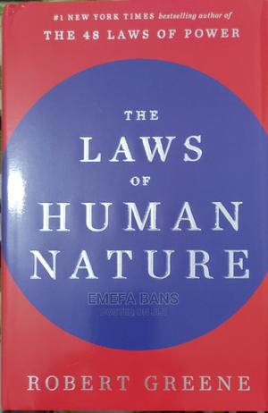 The Laws of Human Nature- Robert Greene   Books & Games for sale in Greater Accra, Spintex