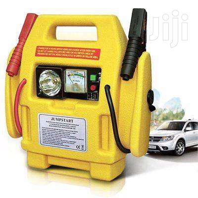 4in1 Torch Charge Battery Car Jump Starter