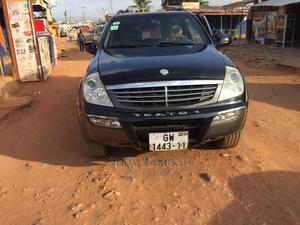 SsangYong Rexton 2004 RX 320 S Black | Cars for sale in Greater Accra, Dansoman