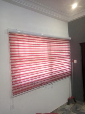 Classy Zebra Curtains Blinds | Home Accessories for sale in Greater Accra, Tema Metropolitan