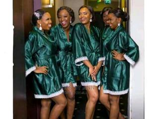 Bridesmaids Robe   Wedding Wear & Accessories for sale in Ashanti, Kumasi Metropolitan