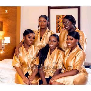 Customized Bridesmaids Robe   Wedding Wear & Accessories for sale in Ashanti, Kumasi Metropolitan