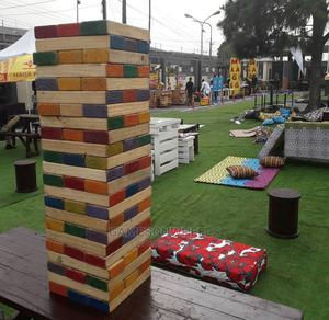 Giant Jenga For Rent | Other Services for sale in Greater Accra, Accra Metropolitan