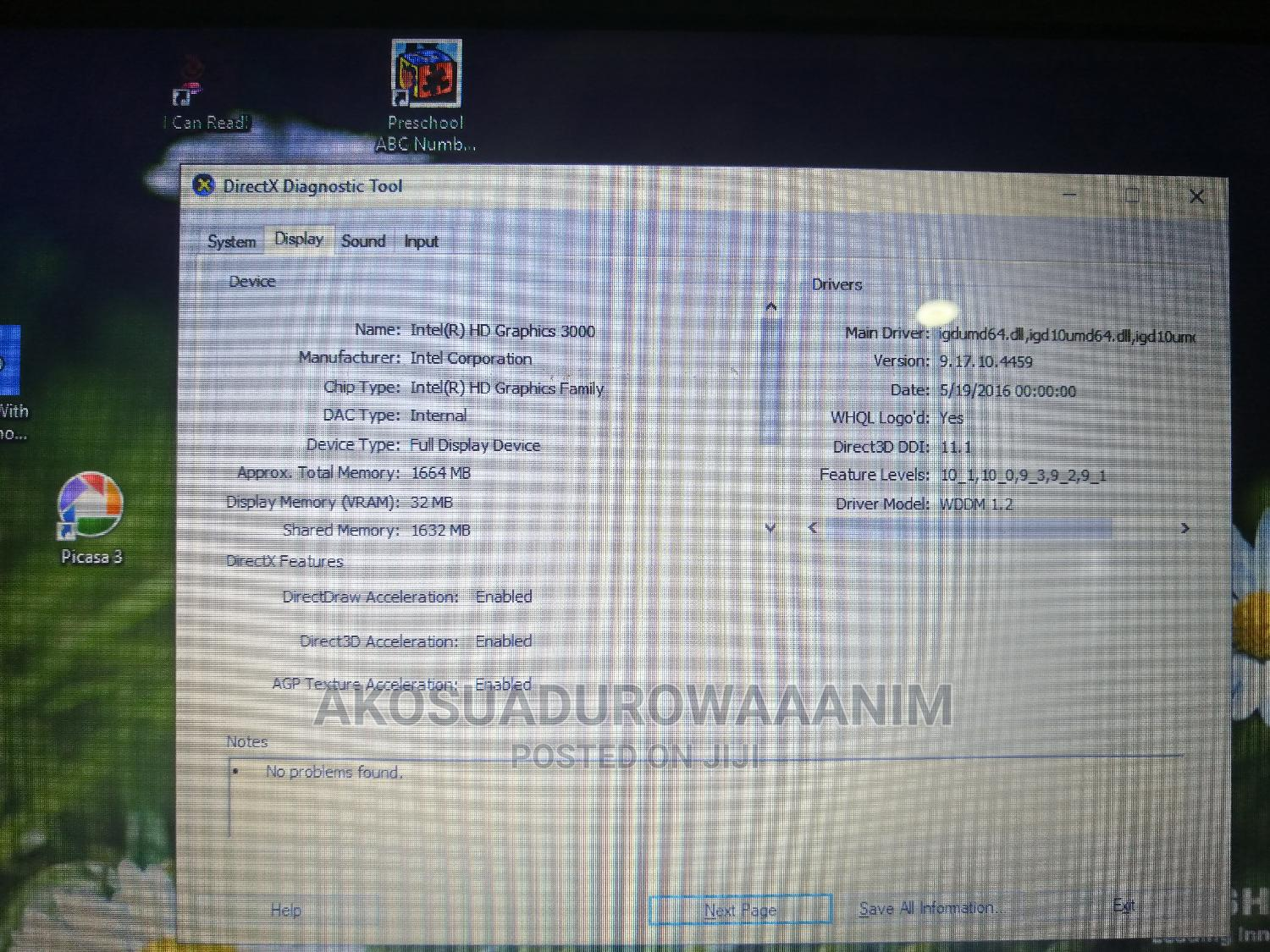 Laptop Toshiba Satellite R845 4GB Intel Core I5 HDD 640GB | Laptops & Computers for sale in Oyarifa, Greater Accra, Ghana