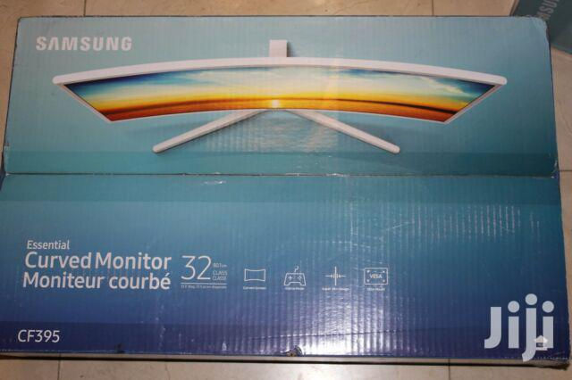 Archive: Samsung 32 Curved Monitor Full HD 1080p