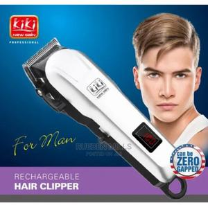Rechargeable Hair Clipper / Kiki NG-666B New Gain | Tools & Accessories for sale in Greater Accra, Kwashieman