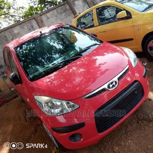 Hyundai I10 2012 1.0 Red | Cars for sale in Ashanti, Kumasi Metropolitan