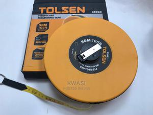Fibreglass Measuring Tape 50m   Measuring & Layout Tools for sale in Greater Accra, North Industrial Area