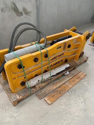 Hmb 1400 Hammer   Heavy Equipment for sale in Ashanti, Kumasi Metropolitan