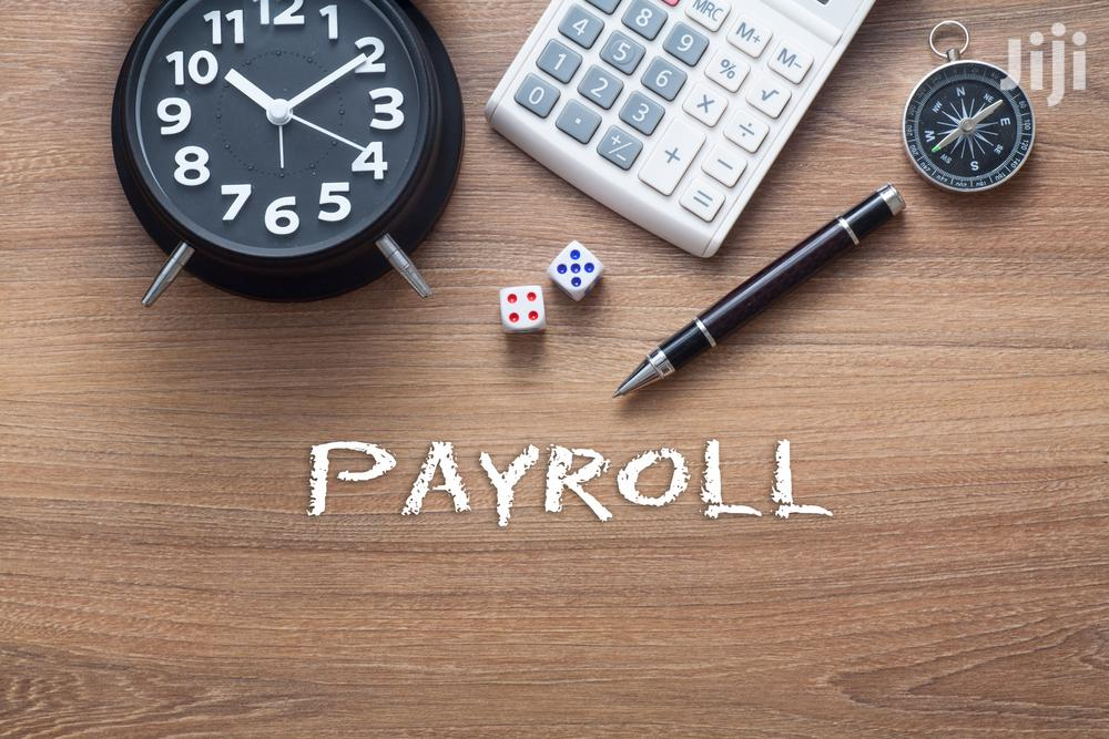 Archive: Excel Payroll Software/System