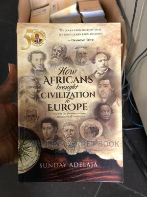 How African Brought Civilization to Europe   Books & Games for sale in Ashanti, Kumasi Metropolitan
