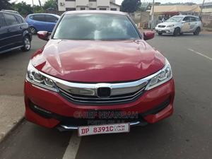Honda Accord 2017 Red | Cars for sale in Greater Accra, Achimota
