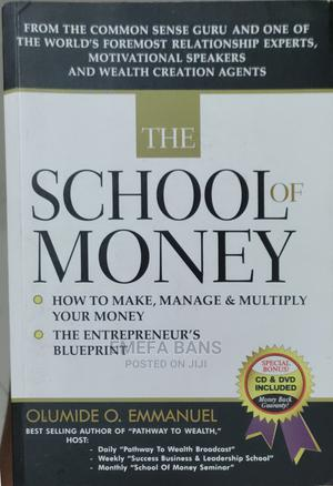 The School of Money - Olumide Emmanuel   Books & Games for sale in Greater Accra, Spintex