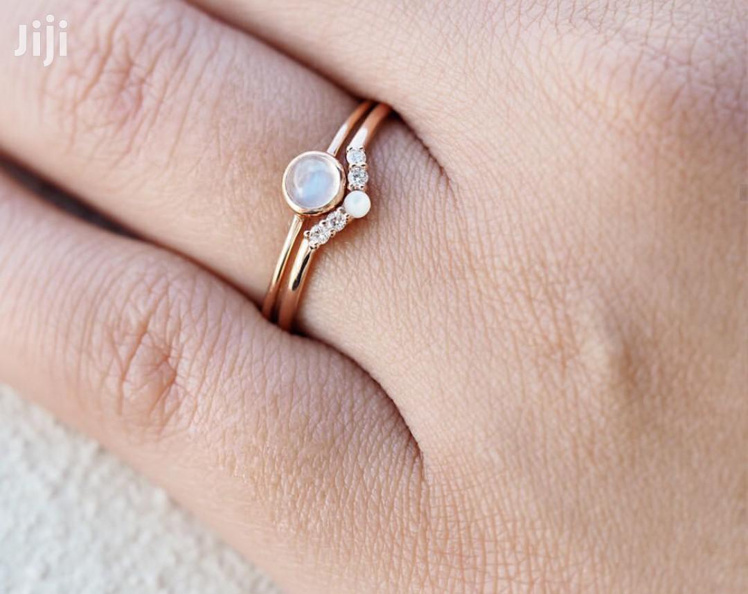 10k Wedding Ring 3set
