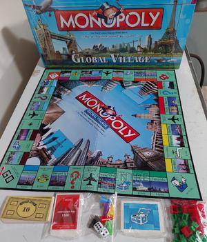 Monopoly Global Village   Books & Games for sale in Greater Accra, Accra Metropolitan