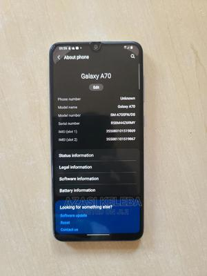 Samsung Galaxy A70 128 GB White | Mobile Phones for sale in Greater Accra, Burma Camp
