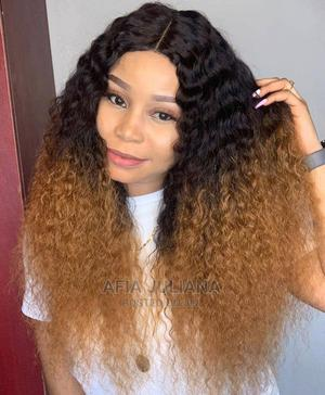 Body Wave With Two Tones Wig Cap | Hair Beauty for sale in Greater Accra, Osu