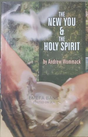 The New You and the Holy Spirit - Andrew Wommack   Books & Games for sale in Greater Accra, Spintex