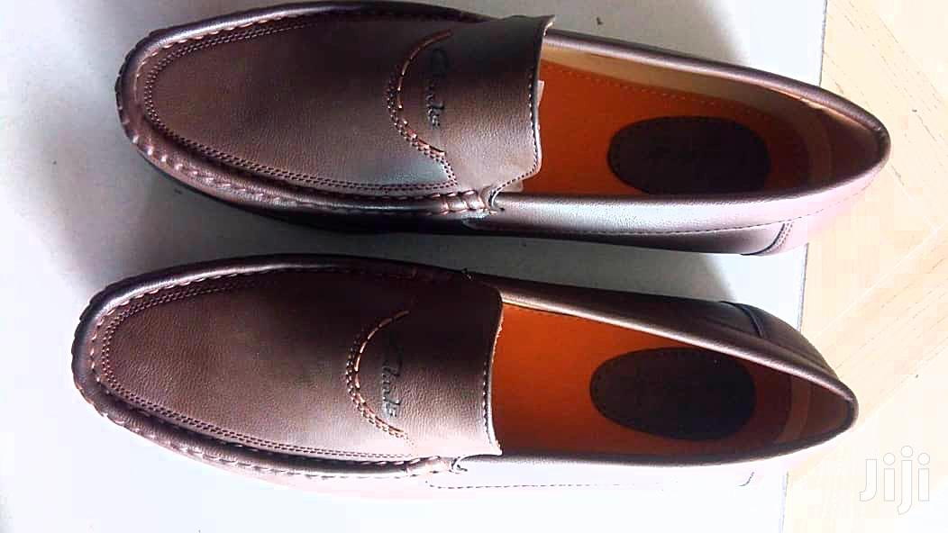 Clarks Mens Loafers-Brown | Shoes for sale in Ga East Municipal, Greater Accra, Ghana