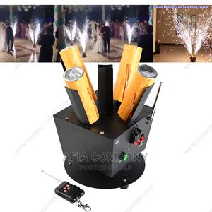 Spiral Fireworks Machine With Remote   Stage Lighting & Effects for sale in Greater Accra, Accra Metropolitan
