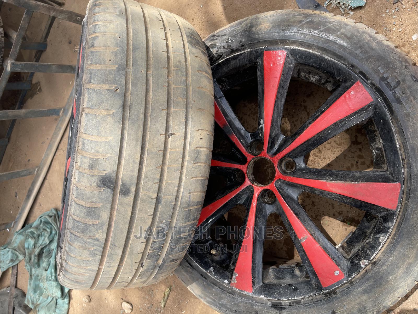 Alloy Rim 17 | Vehicle Parts & Accessories for sale in Kumasi Metropolitan, Ashanti, Ghana