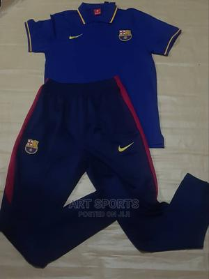 Barcelona Polo Tops and Down | Clothing for sale in Greater Accra, Achimota