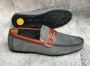 Suede N Leather Loafers | Shoes for sale in Greater Accra, Osu