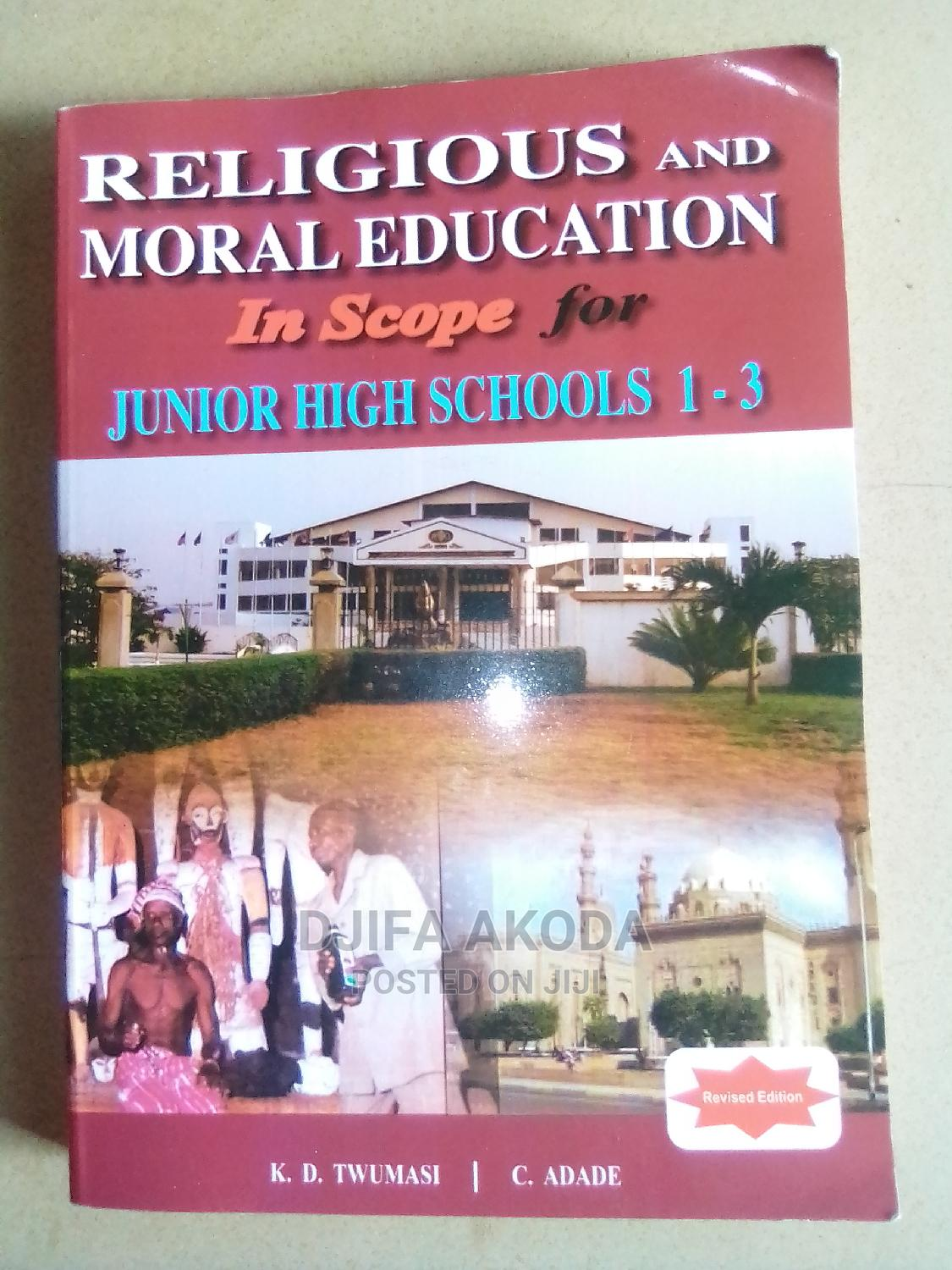 Jhs Textbook | Books & Games for sale in Weija, Greater Accra, Ghana