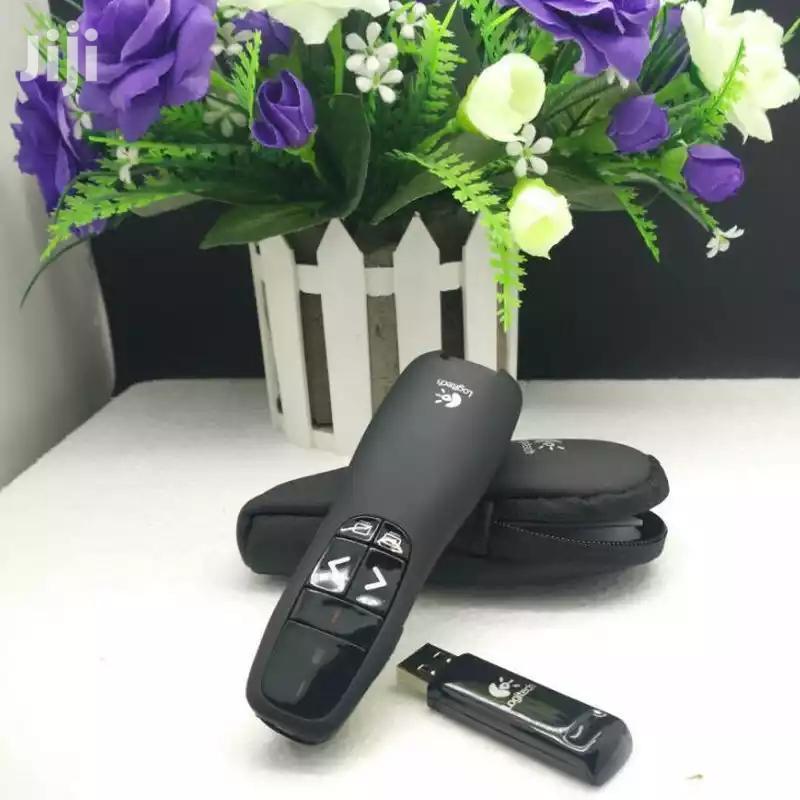Archive: Logitech R400 USB Wireless Powerpoint Presentation Pointer