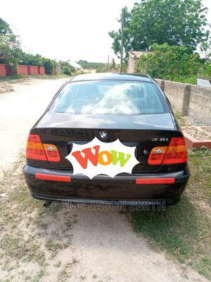 New BMW 318i 2004 Black | Cars for sale in Greater Accra, Accra Metropolitan