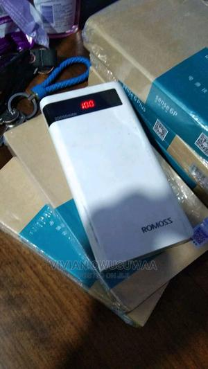 Romoss Power Bank / Original Quick Charge Power Bank | Accessories for Mobile Phones & Tablets for sale in Ashanti, Kumasi Metropolitan