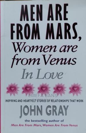 Men Are From Mars Women Are From Venus | Books & Games for sale in Greater Accra, Spintex