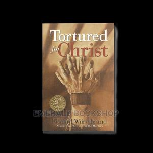 Totured for Christ   Books & Games for sale in Greater Accra, Airport Residential Area