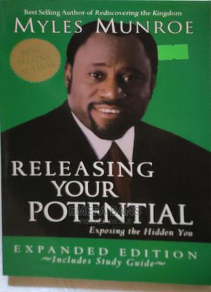 Releasing Your Potential - Myles Munroe   Books & Games for sale in Greater Accra, Spintex