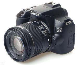 Latest Canon EOS 250D Digital 4K Camera | Photo & Video Cameras for sale in Greater Accra, Accra Metropolitan