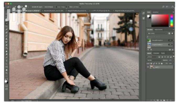 Adobe Photoshop CC 2020 | Software for sale in Tema Metropolitan, Greater Accra, Ghana