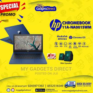 New Laptop HP Chromebook 4GB Intel Xeon 60GB   Laptops & Computers for sale in Greater Accra, Dansoman