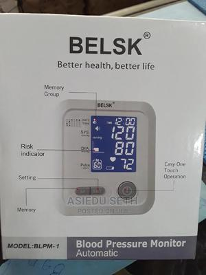 Blood Pressure Monitor Automatic For Affordable Price   Medical Supplies & Equipment for sale in Greater Accra, Tema Metropolitan