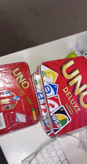 Uno Deluxe   Books & Games for sale in Greater Accra, Spintex