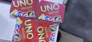 Uno Cards Deluxe   Books & Games for sale in Greater Accra, East Legon